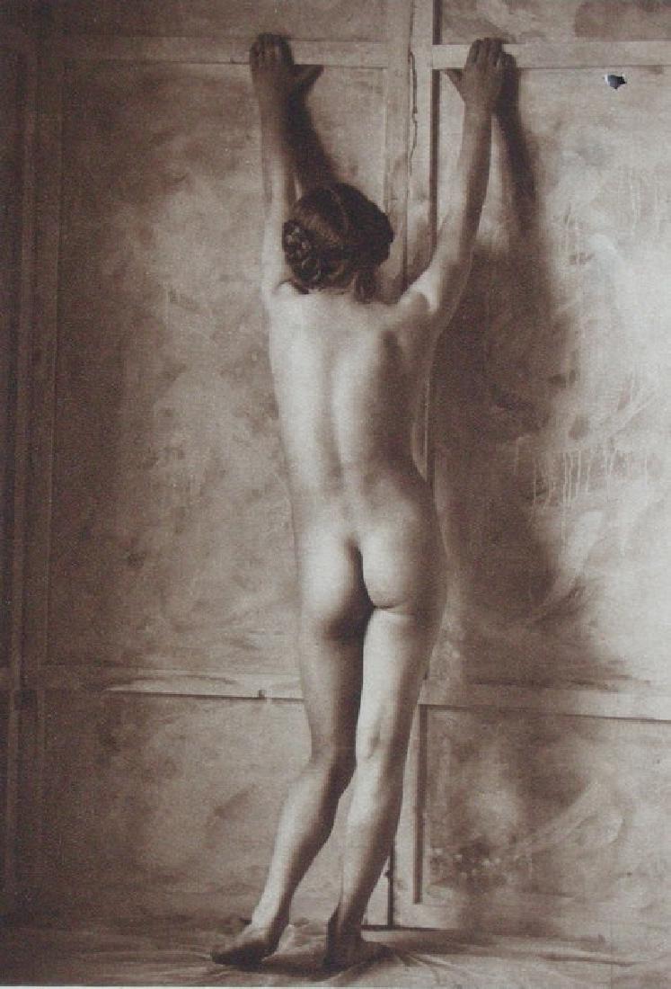 Bavarian Nude by F. G., Munich