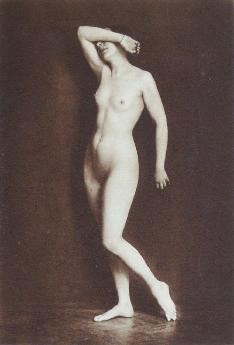 Austrian Nude by Frieda Horovitz, Vienna