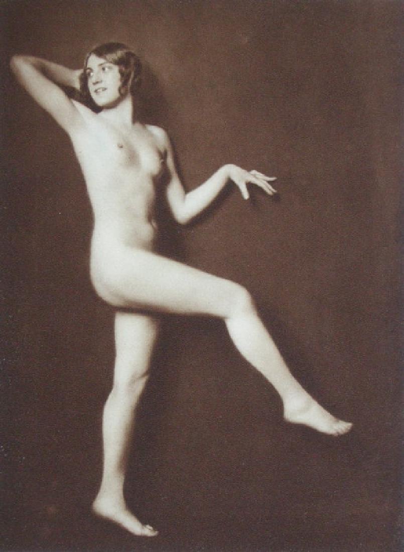 Austrian Nude by Hermann Schieberth, Vienna