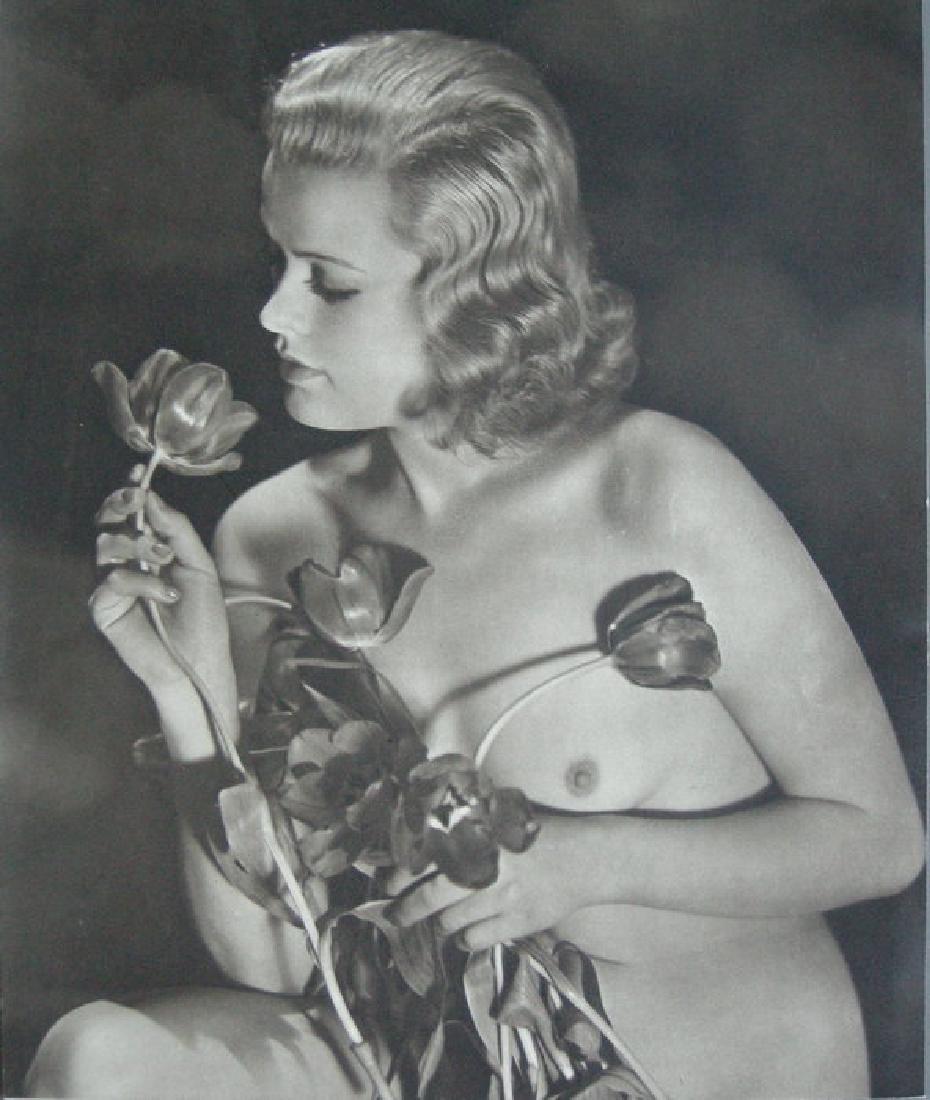 Nude by John Everard. C1939