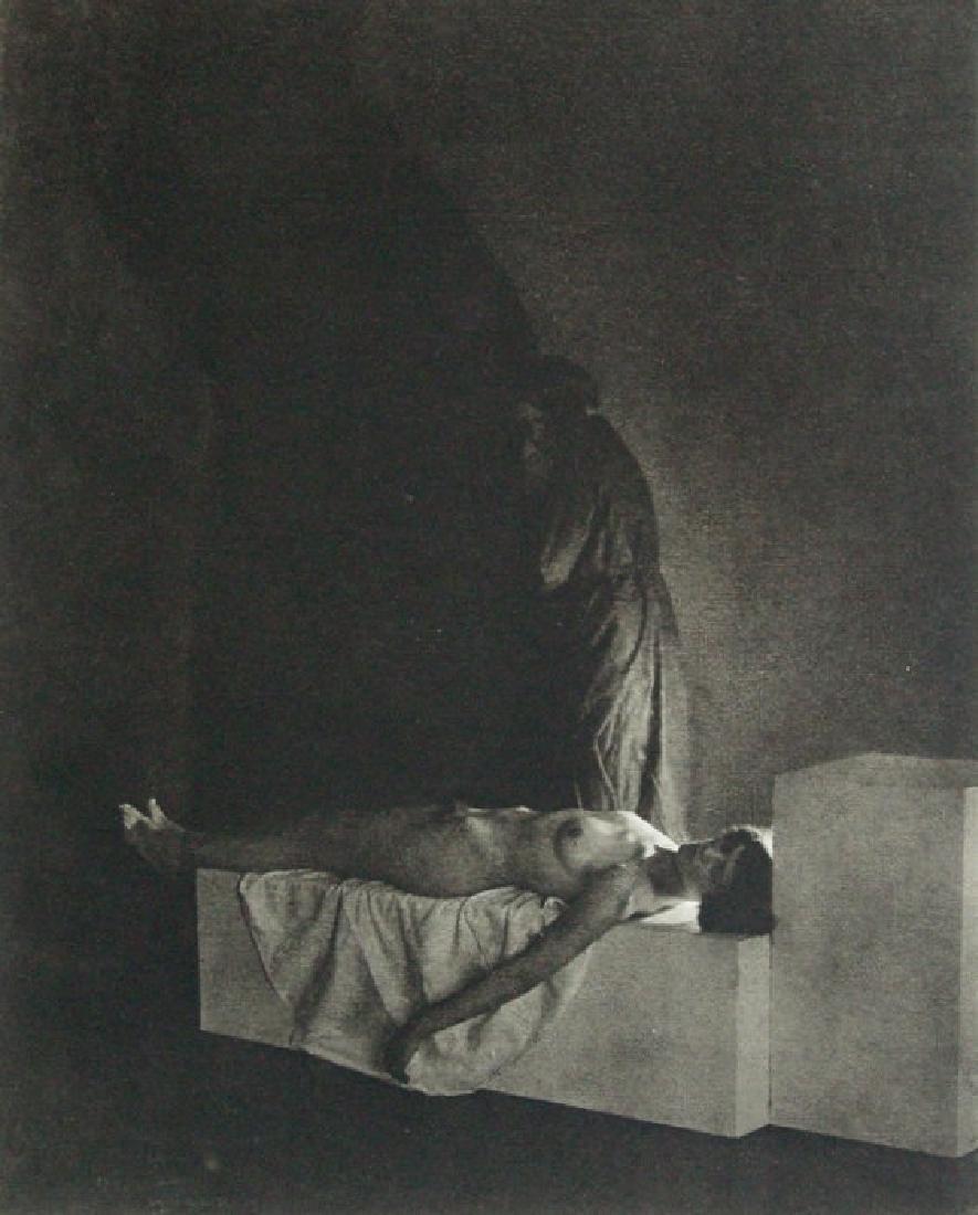 La Mort by Frantisek Drtikol. c1925