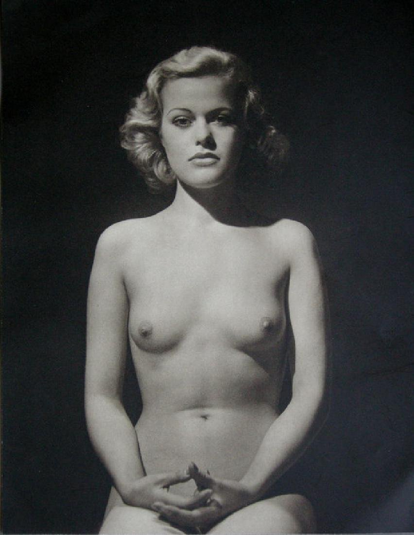 Nude by John Everard. C1939