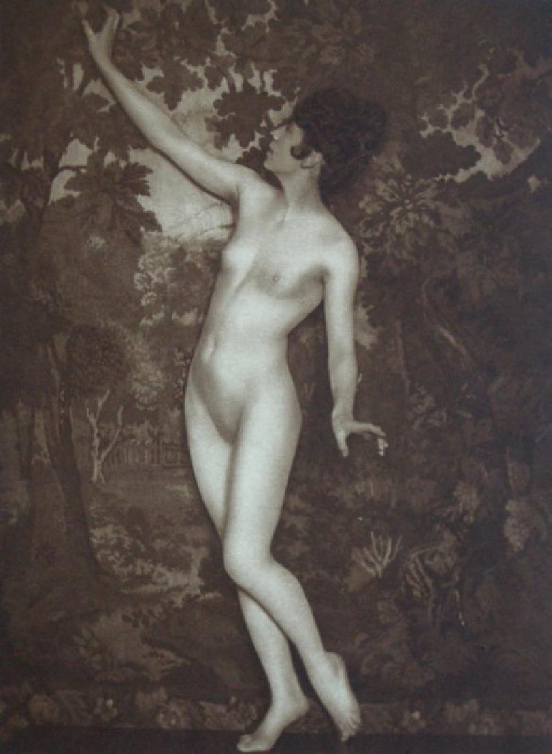 Nude by Hermann Schieberth