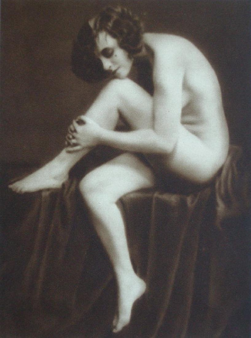 Hungarian nude by Angelo