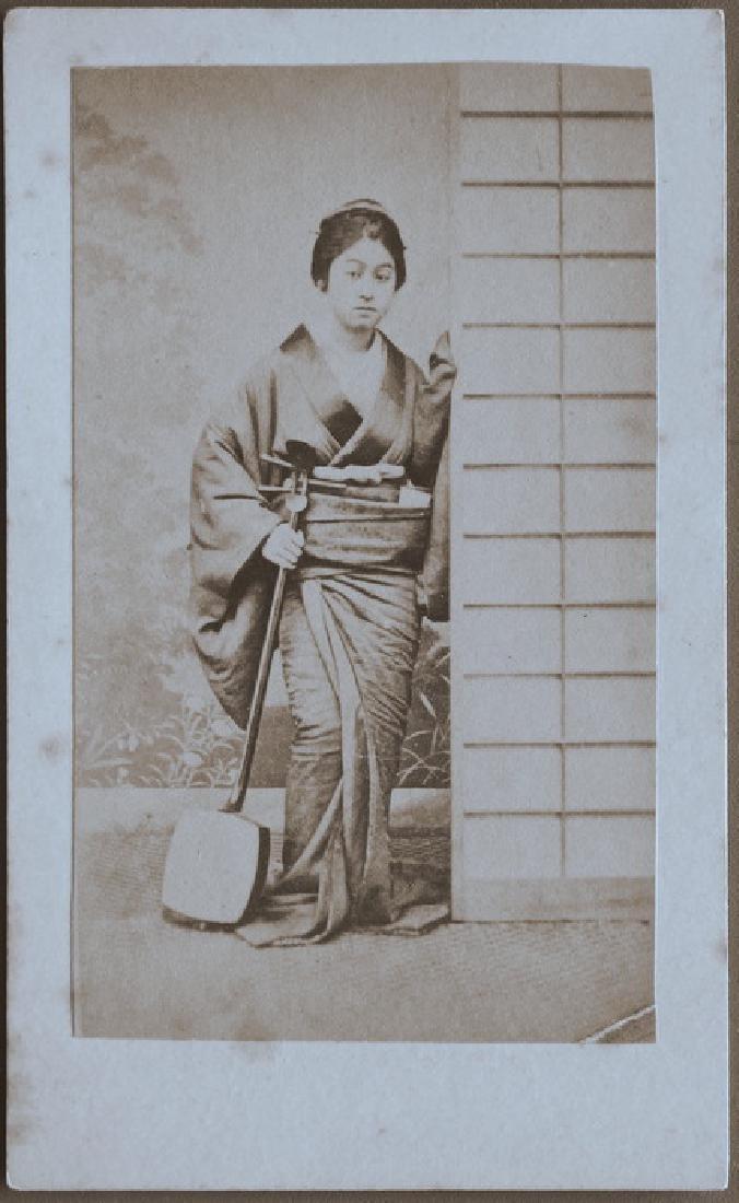Japanese Samisan Girl