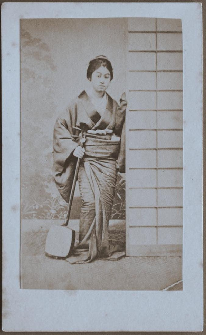 Japanese Samisan Girl