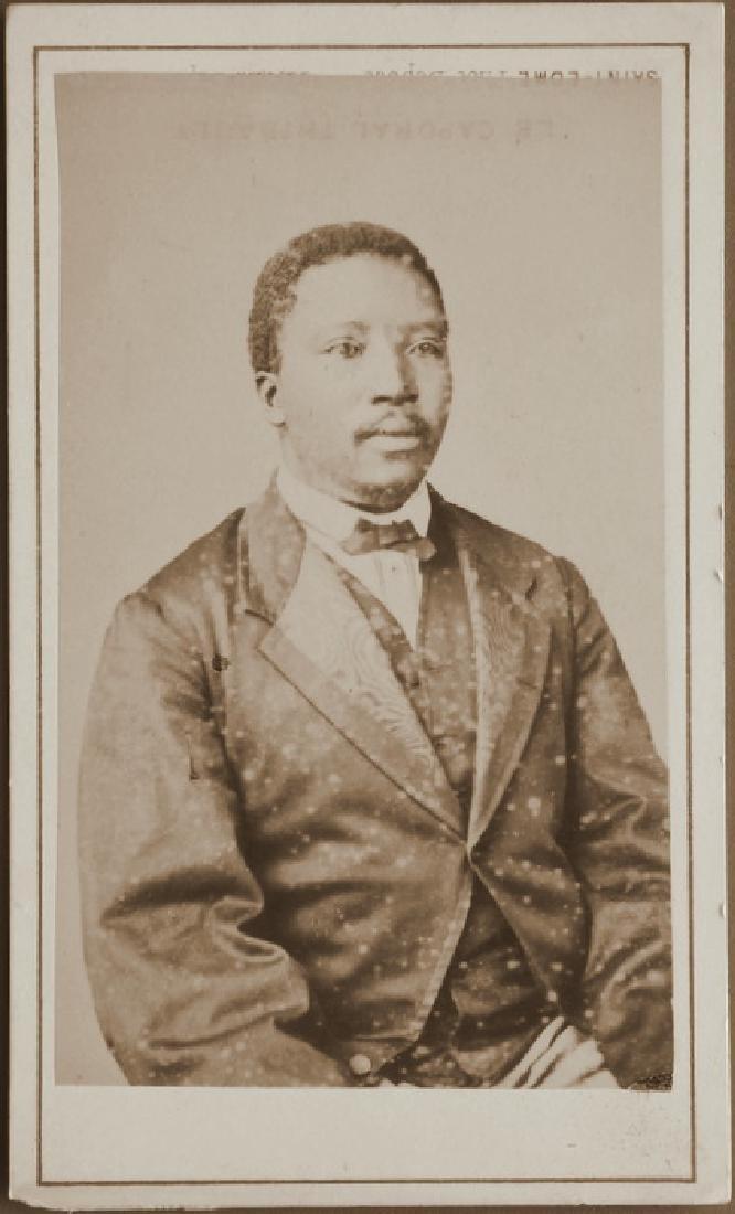 African Chief Tsekelo