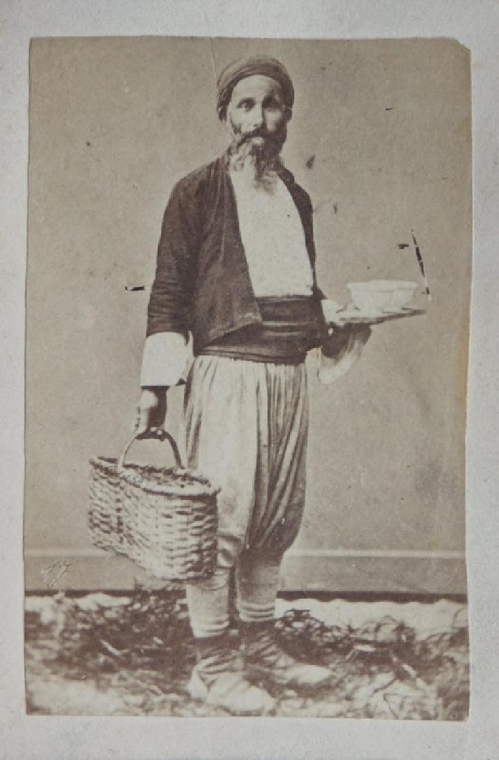 Constantinople Cream Cake Vendor