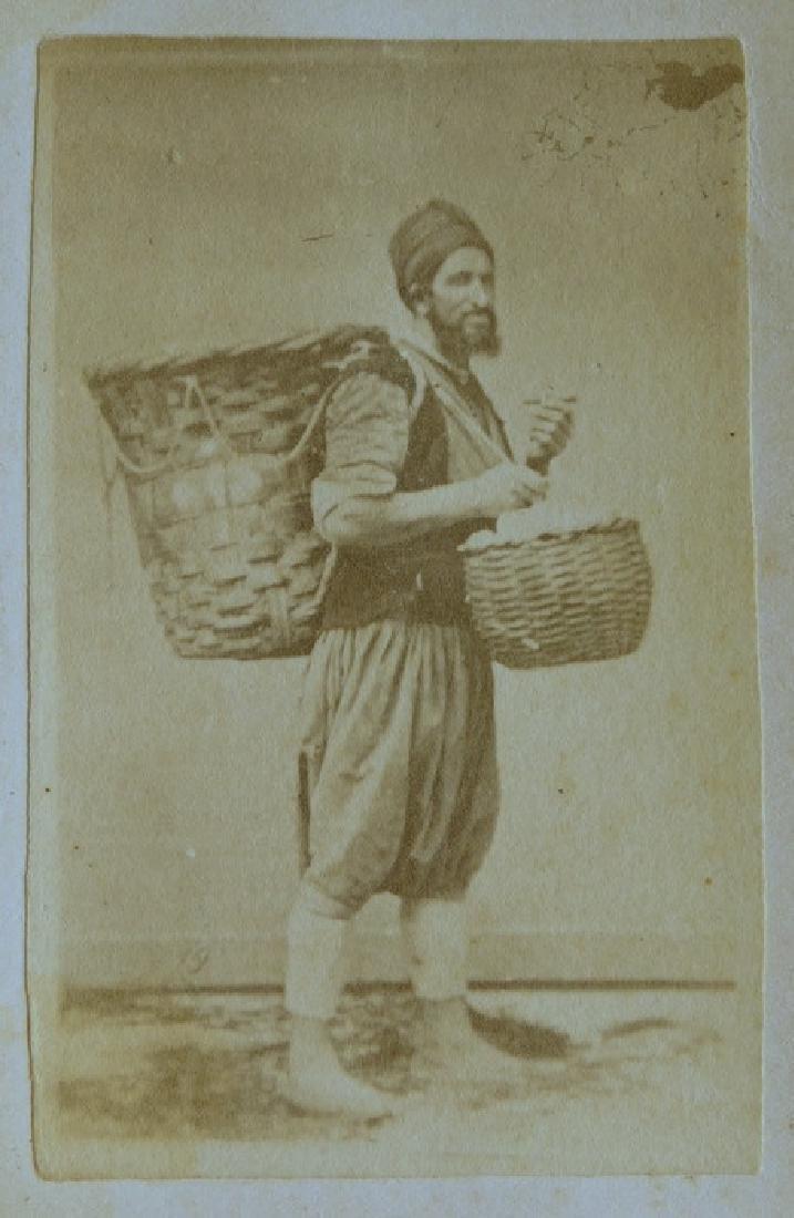 Constantinople Egg Vendor