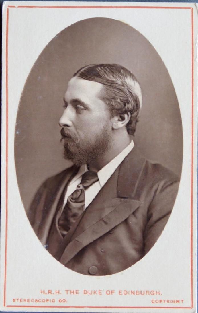 Prince Alfred, Duke of Edinburgh