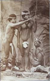 Natives of New Caledonia