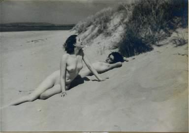 Nude by Bertram Park. C1930
