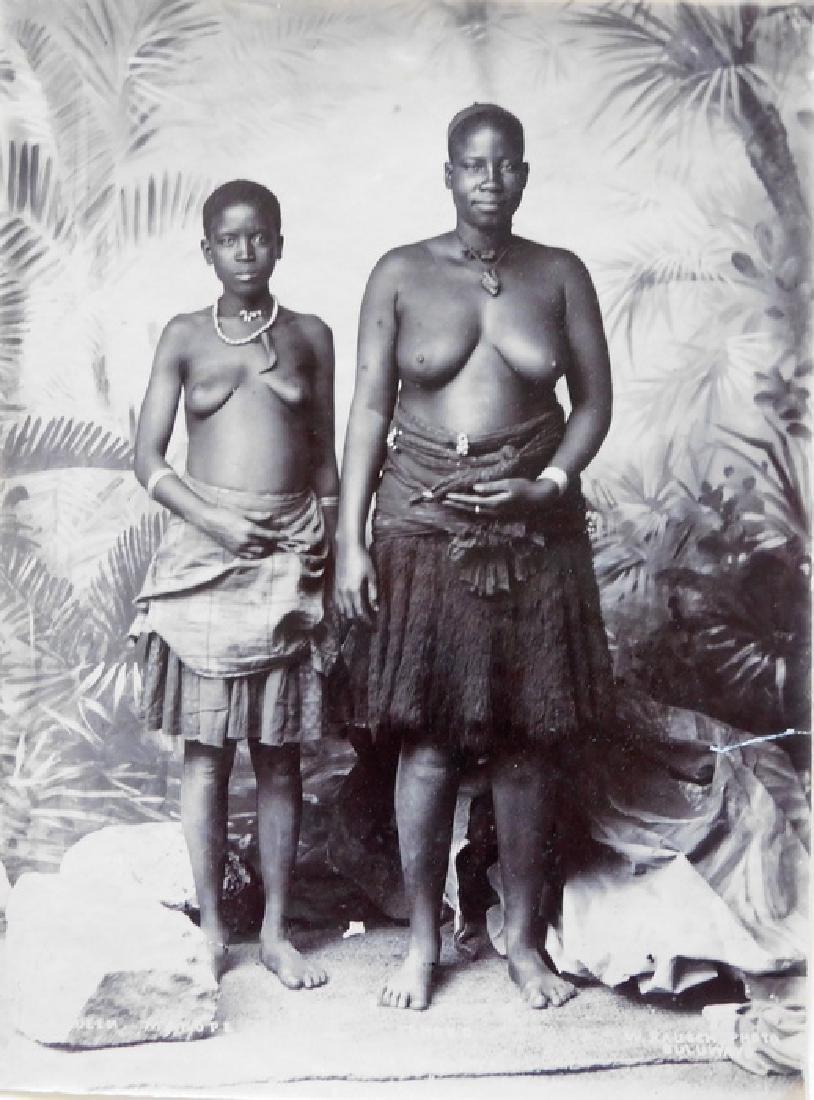 Two of LobenyulaÕs Queens Ð Queen Makope & Queen