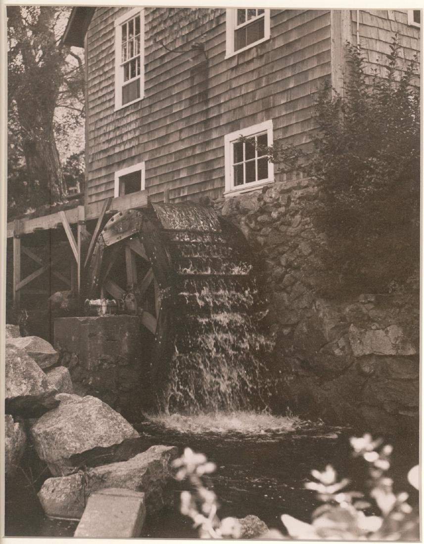 New England Water Mill. C1970