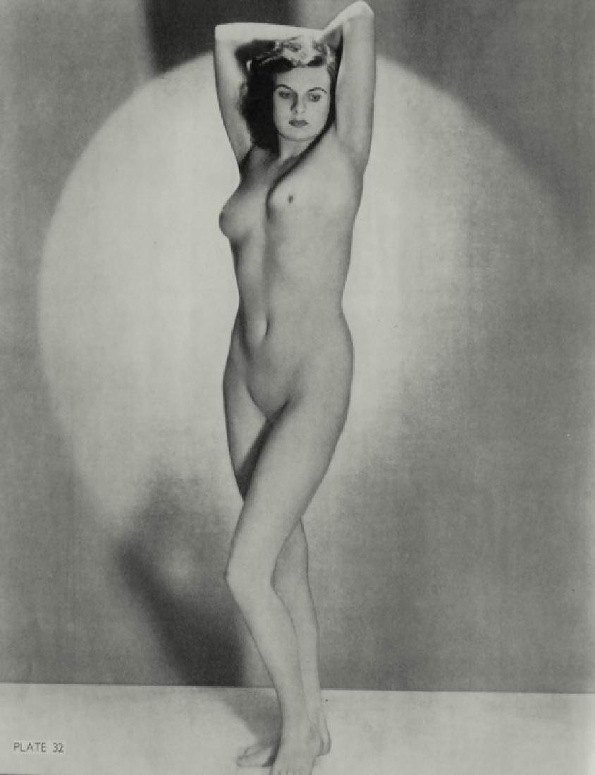 Nude by John Everard, c1951