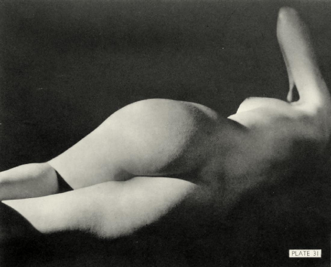 Nude by John Everard, c1951 - 2