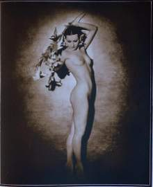 Nude by Walter Bird, 1938