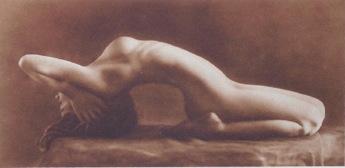 Czech nude by Frantisek Drtikol, Prague
