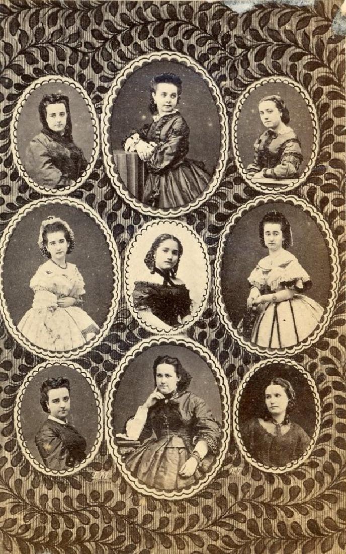 25 Lima Beauties of 1863 - 10