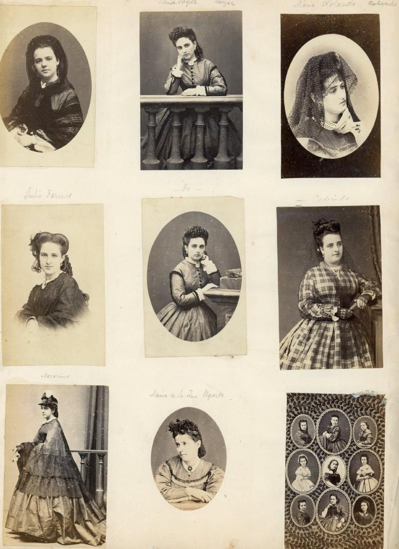 25 Lima Beauties of 1863