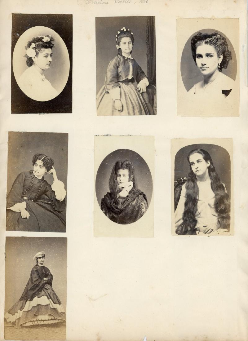 25 Lima Beauties of 1863 - 2