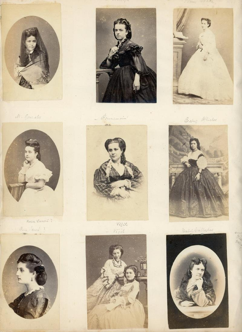 25 Lima Beauties of 1863 - 3