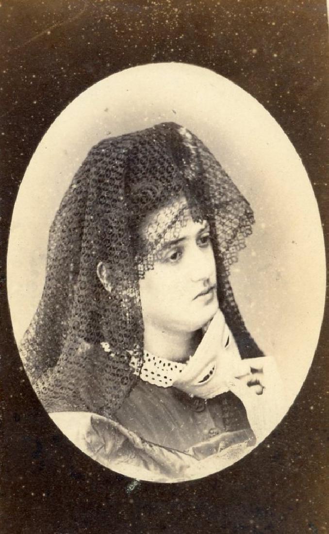 25 Lima Beauties of 1863 - 8