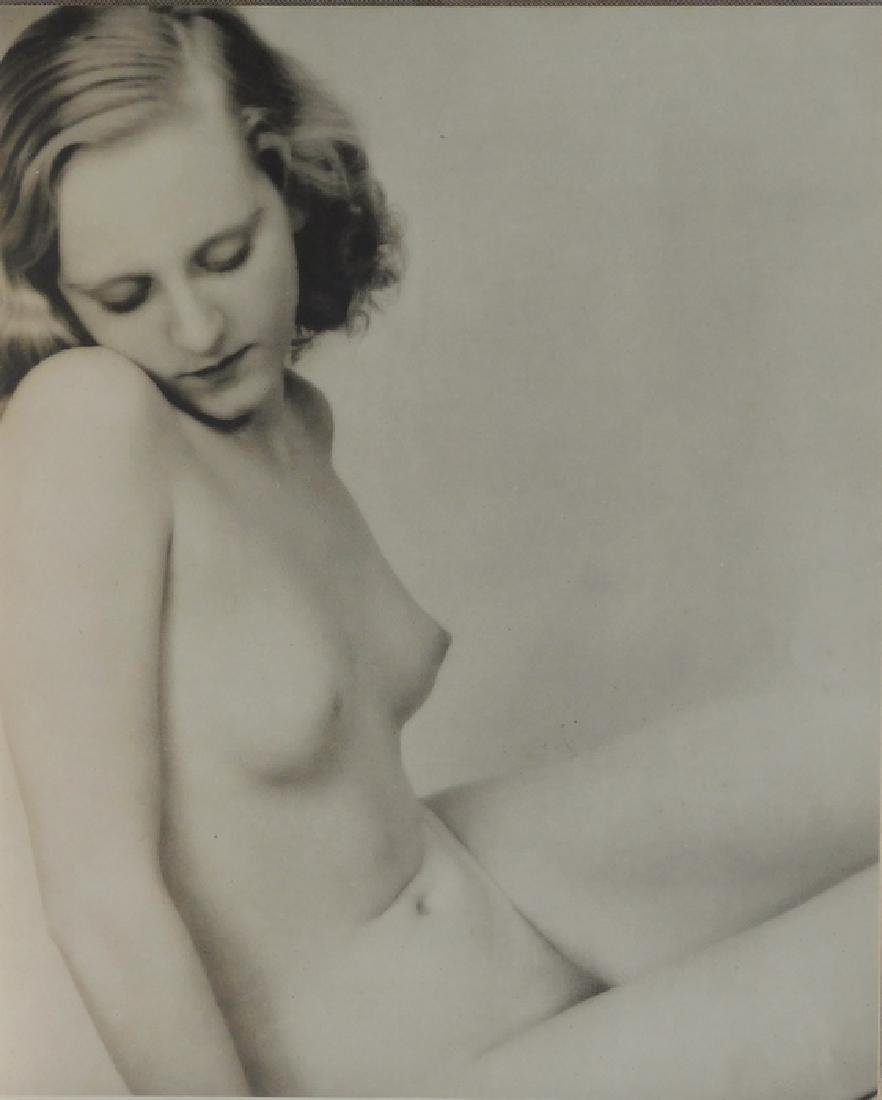Nude by John Everard. C1935