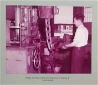 Photograph Album of British Steel Chain Co. c1960.