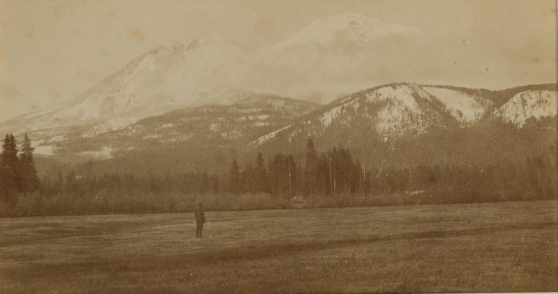 Mount Shasta, California, c1875