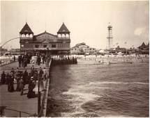 Iron Pier at West Brighton, Coney Island