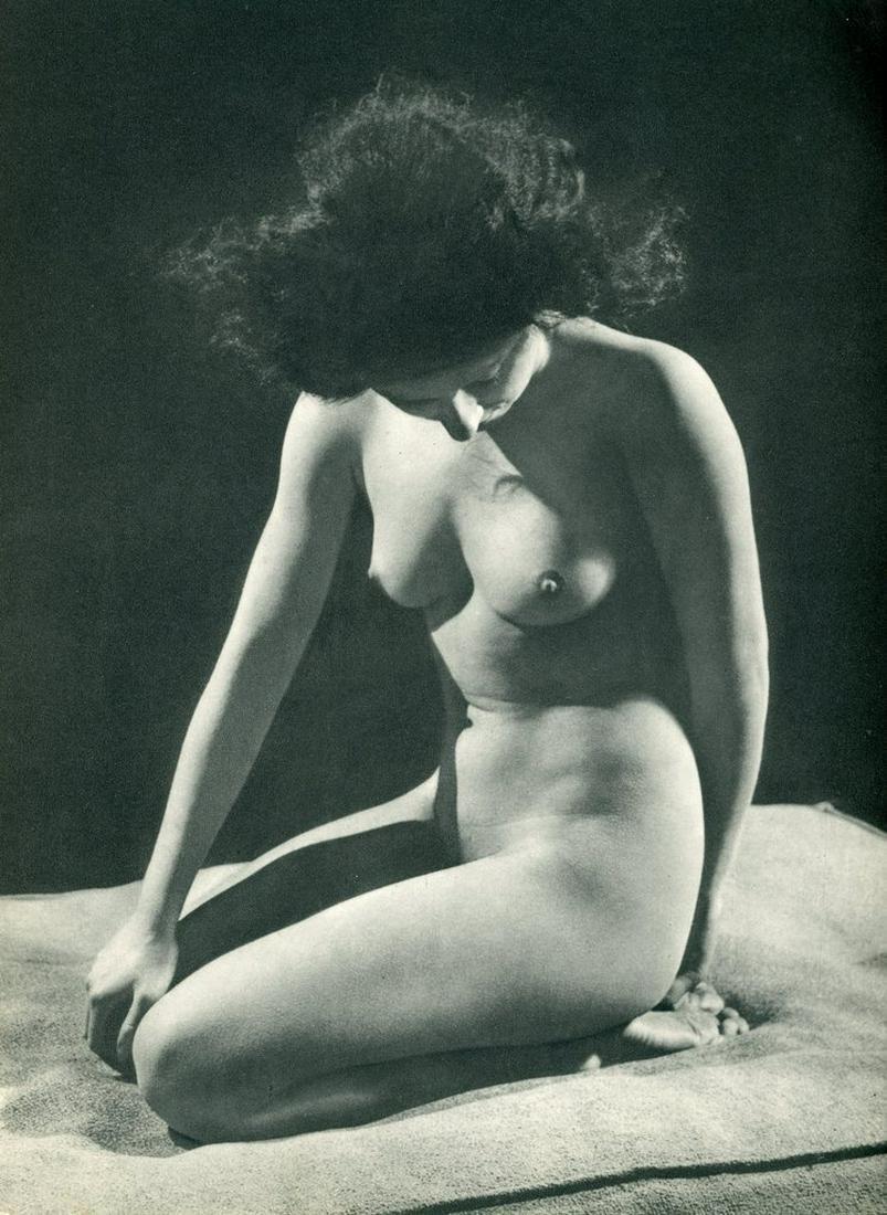 Nude by Erwin Marton. C1950