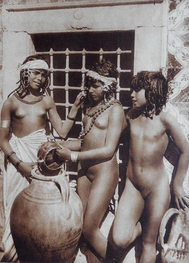 Jewish slave nudes