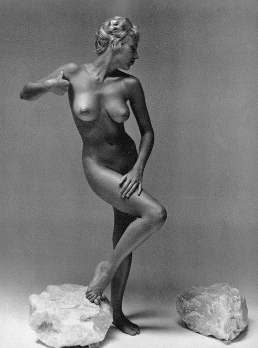 Nude by Andre de Dienes. C1962