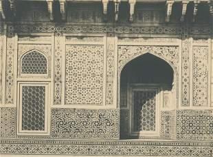 Agra Tomb of Temad Duala C1950