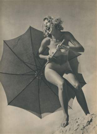 Nude by Machatchek. c1950