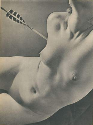 Nude by Jahan. c1950