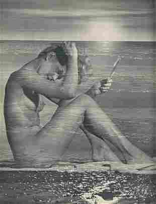 Nude by Andre de Dienes. C1956