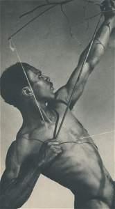 Male Nude by Riccardo Bettini. C1937