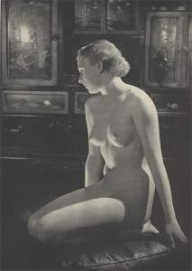 Nude by Neree, France. c1937