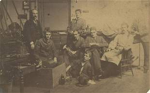 A Sciennce class c1870