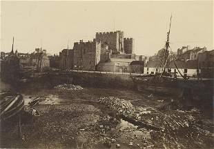 Castle Rushen Castledown Isle of Man August 1876