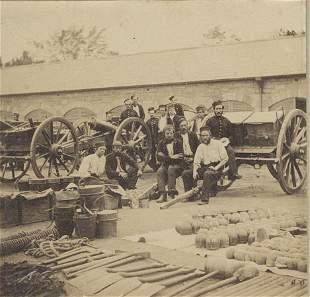Stores 3rd Field Battery Royal Horse Artillery