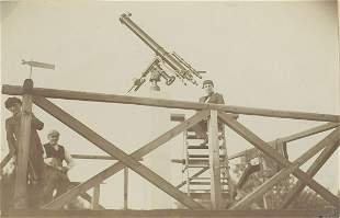 Astronomical telescope and platform C1900