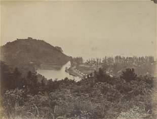 Panorama of Samoa c1865