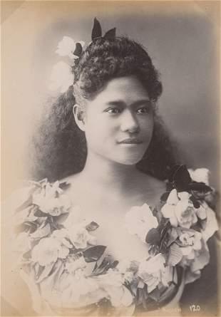 Siatunum a Samoan Girl C1890