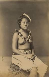 Princess Sama Sola, Samoa, who lived in Queensland