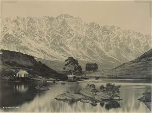 The Remarkables NZ C1890