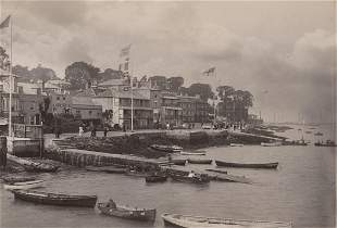 Marine Parade West Cowes Isle of Wight England