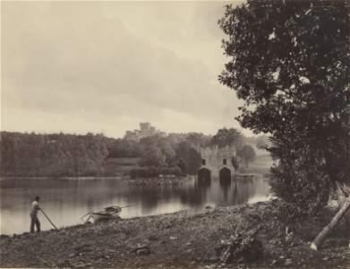 Lake Windermere by Payne Jennings. c1880